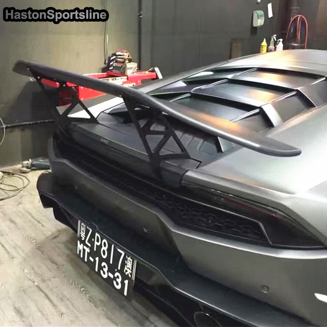 2016 2018 Lp610 Carbon Fiber Rear Trunk Spoiler Rear Wing For