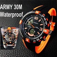 Leather Watch 375
