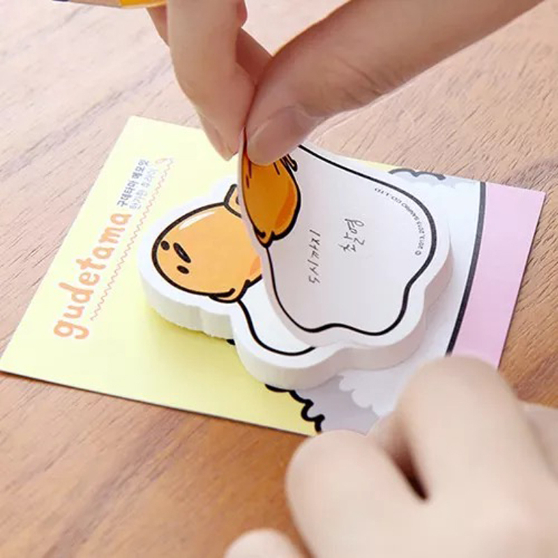 Kawaii post it papelaria stationery notes posted n times stickers sticky notes paper cute gudetama school stationary memo pad kitmmm6445ssppap3030131 value kit post it super sticky large format notes mmm6445ssp and paper mate sharpwriter mechanical pencil pap3030131