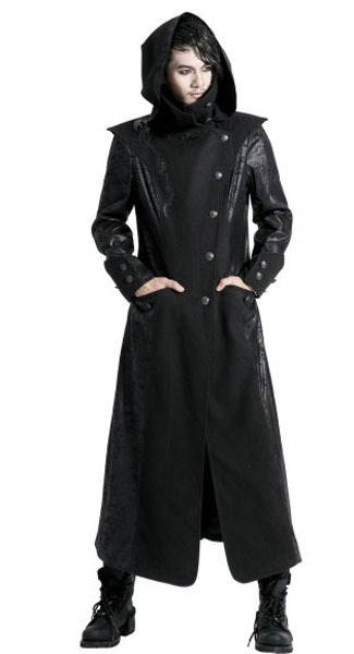 Popular Long Gothic Jacket-Buy Cheap Long Gothic Jacket lots from ...