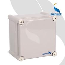 190*190*130mm  Plastic Screw Design  ABS  Enclosure / Saipwell Industrial Waterproof Box  (SP-02-191913)