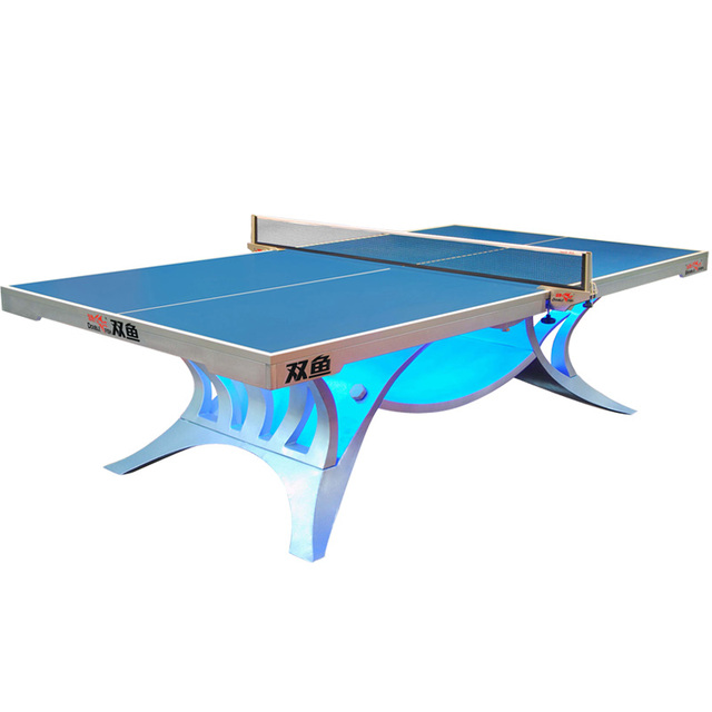 Premium Double Fish Volant King Ittf Roved And Nscc Pingpong Table Tennis For International Tournament