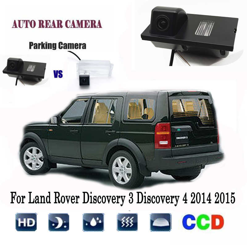 For Land Rover Discovery 3 Discovery 4 2014 2015 CCD/Night Vision/Reverse Camera Rear View Backup Camera/Reversing Camera