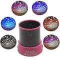 New Stars Sky LED Light Up Toys Projector Moon Novelty Toys Glow In The Dark Toys For Baby Kid Children Sleeping Gift