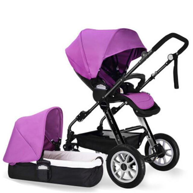 Kinderwagens 3 em 1 Barato do bebê carrinho de bebê Leve Guarda-chuva Carrinho De Bebê Carrinho De Criança Dobrável Ultra Portátil 8 Cores