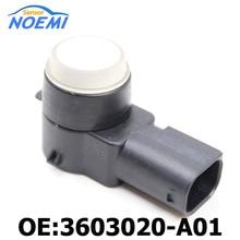 4 Piece Parking Sensor Distance Control Sensor Car Detector 3603020-A01 Rear Bumper