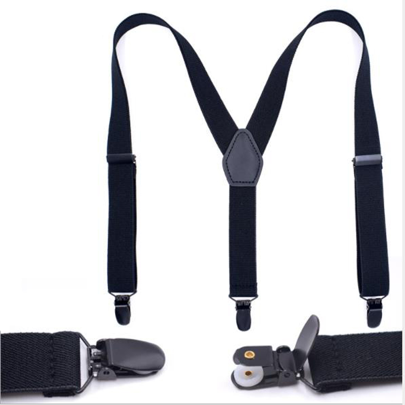 2019 Kids Suspenders Baby Braces Adjustable Girl's Elasti Child's Suspenders Casual Suspensorio Tirante Trousers Strap Bretele