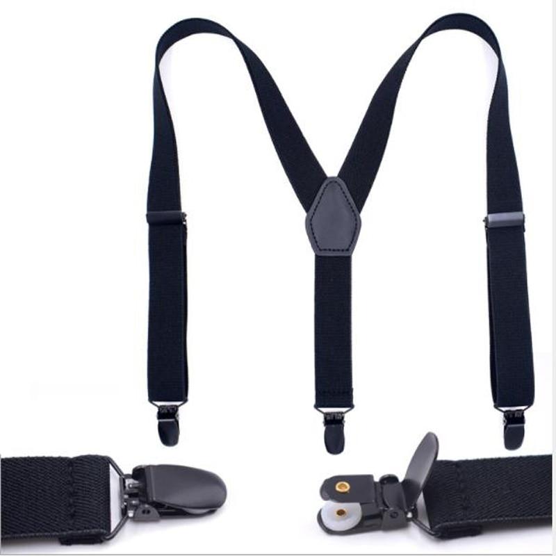 2019 Kids Suspenders Baby Braces Adjustable Girl's Elasti Child's Suspenders Casual Suspensorio Tirante Trousers Strap Bretele