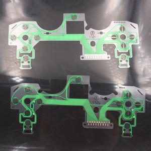 Image 2 - 60PCS Knop Membraan Circuit JDS 040 055 Lint Printplaat Voor Dualshock 4 Film Pad Voor Playstation 4 PS4 Controller