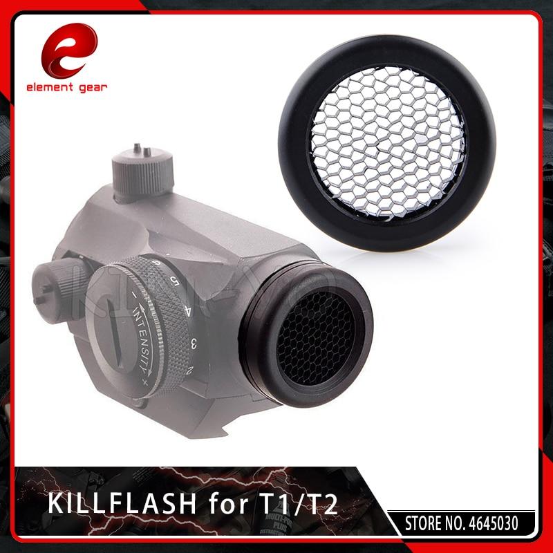 Element Airsoft Killflash/Kill Flash for Solar Red Dot T-1 / T1 T-2 T2 TR02 Sight Scope Accessories