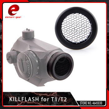 Element Airsoft Killflash/Kill Flash for Solar Red Dot T-1 / T1 / T-2 / T2 / TR02 Red Dot Sight Scope Accessories jj airsoft m2 red dot tan