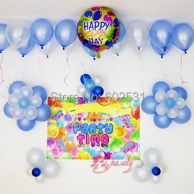 Birthday Party Supplies boygirl children birthday party decorative