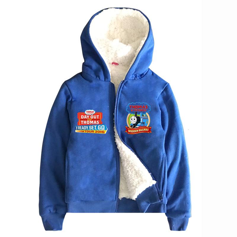 Kids Fleece Jacket Hiking School Camping Hoodie Sweater Jumper Top Curate
