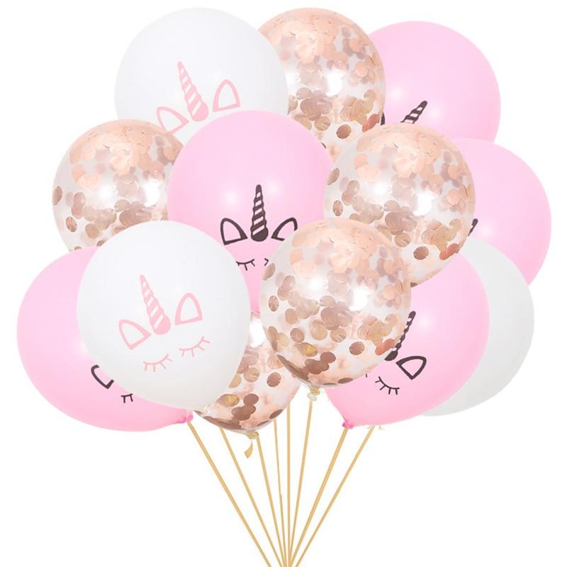 13 шт./Лот, воздушные шары в виде единорога-0