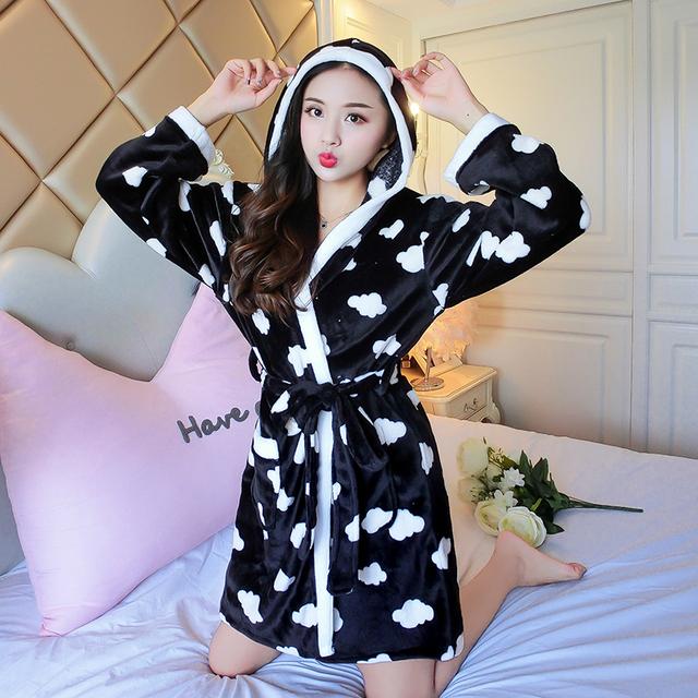 Winter Robe Sleepwear