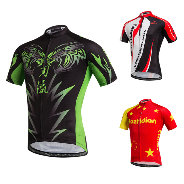 Chinese Cheap Cycling Clothing Short Sleeve Men  Women Summer Cycling Jersey  Maillot Ciclismo Cycling Wear Sport Clothes 995d83098