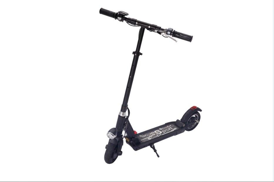 2018 nouveau Scooter électrique facile pliant e-scooter vélo électrique vélo Scooter ebike