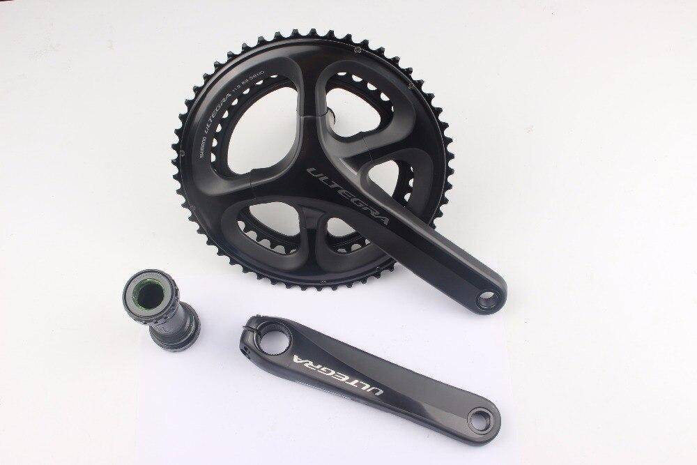 シマノアルテグラ6800 50 34 t 53 39 t 52 36 t 46 36 t 170/172。5/175ミリメートル22スピードロードバイク自転車グループセットよりも安いR8000 2 × 11 s  グループ上の スポーツ & エンターテイメント からの 自転車変速装置 の中 2