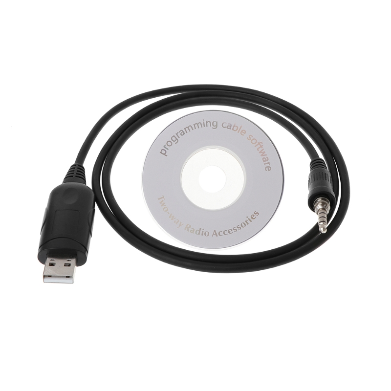 USB Programming Cable For Yaesu VX-6E VX-6R VX-7R VX-7E VX-VXA-700 VXA-710 Radio