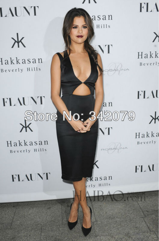 Aliexpress.com : Buy ph11968 Selena Gomez Hakkasan Flaunt black ...