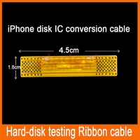 Length Ribbon Conversion Cable For Iphone 4 4S 5 5C 5S IPad 2 3 Hard Disk