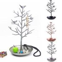 Schmuckständer Vogel Baum Halter Rack Armband Ohrring Halskette Display-Design