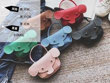 korea Child Kids Girls Cute Little Elephant Animal Mini Bags Handbag Messenger Shoulder Bag Candy Coin Handbags Purse Satchel