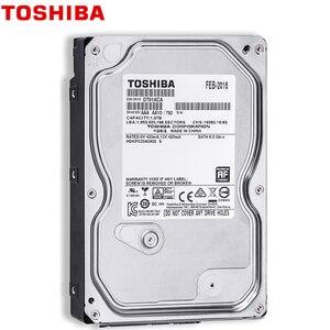 """TOSHIBA 500 GB Interne Festplatte Festplatte HDD HD 500 GB 500G SATA III 3,5 """"7200 RPM 32M Cache für Desktop-Computer"""