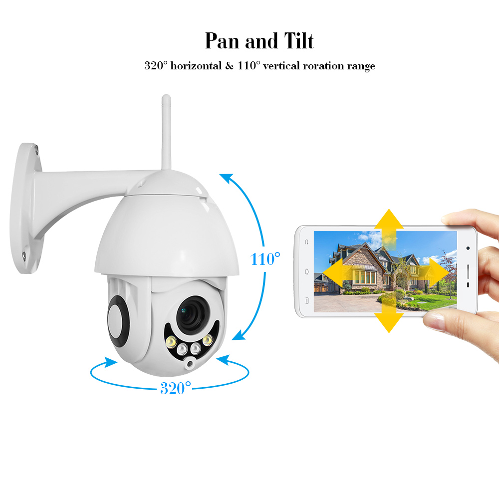 1080P Wide Angle IP Camera Wireless Wifi Camera Security Cameras Outdoor Waterproof Camera Veicular Tracking Of Human Home CM.QW1080P Wide Angle IP Camera Wireless Wifi Camera Security Cameras Outdoor Waterproof Camera Veicular Tracking Of Human Home CM.QW