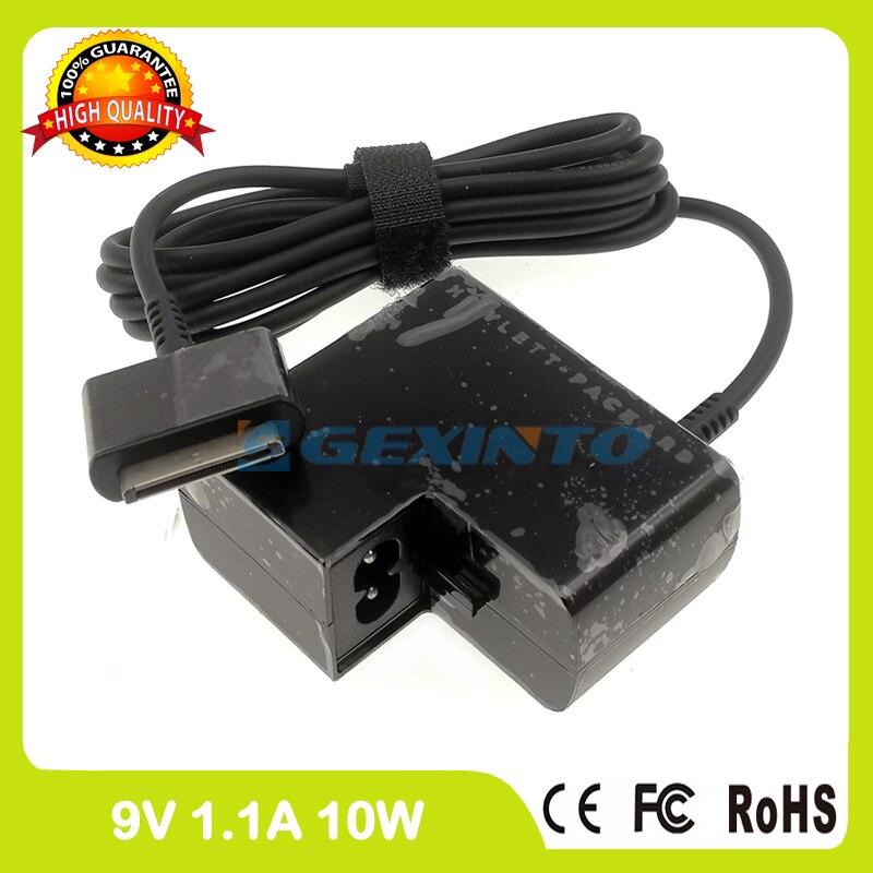 9V 1.1A 10W adaptateur secteur pour ordinateur portable 745845-001 746156-001 HSTNN-LA42 PA-1100-21H1 pour HP ElitePad 900 G1 1000 G2 chargeur de Tablette