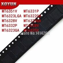 1 шт./лот, MT6351V MT6331P MT6323LGA MT6322GA MT6328V MT6320GA MT6332P MT6328V MT6323GA MT6325V