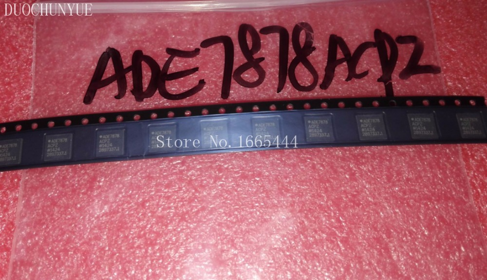 Free Shipping! ADE7878ACP  ADE7878ACPZ ADE7878    Original authentic and new Free Shipping
