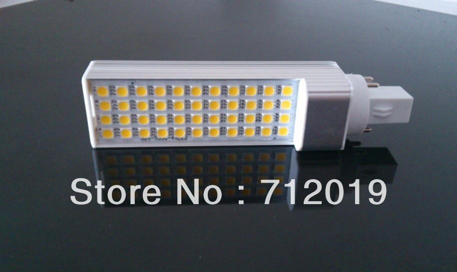 High bright G24 4 pins 44SMD 5050 led spotlight PL LED 11W Lamp Bulb Light warm/White AC85-265V E27 - Shenzhen Sunshine Trade Co., Ltd. store