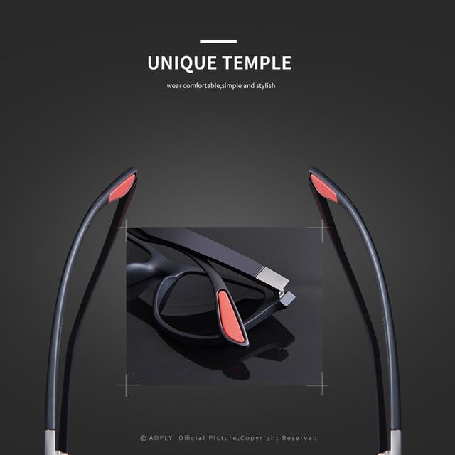 AOFLY Ultralight Polarized Sunglasses - UV400 3