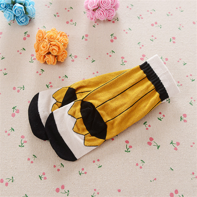 0-3 Years Baby Socks Children Anklets Short Sock Baby Boy Bobbysock Vertical Stripes Newborn Socks Girls Sox Half-Sock Cotton 1