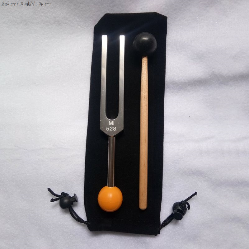 Tuning Fork 528 HZ   with Buddha Bead Base for Ultimate Healing and Relaxation|Oscilloscope Parts & Accessories| |  - title=