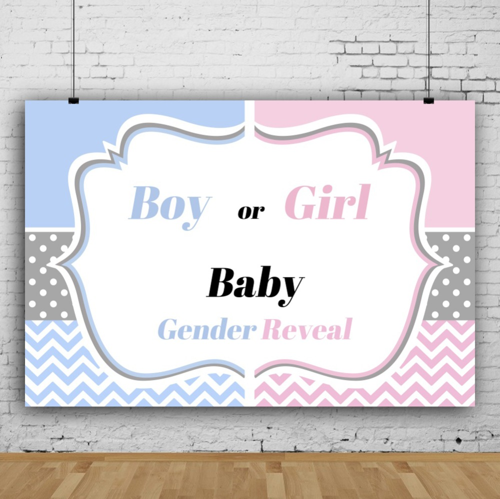 Laeacco Happy Birthday Boy Or Girl Baby Stage Shower Cartoon Scene Photographic Backdrop Photography Background For Photo Studio