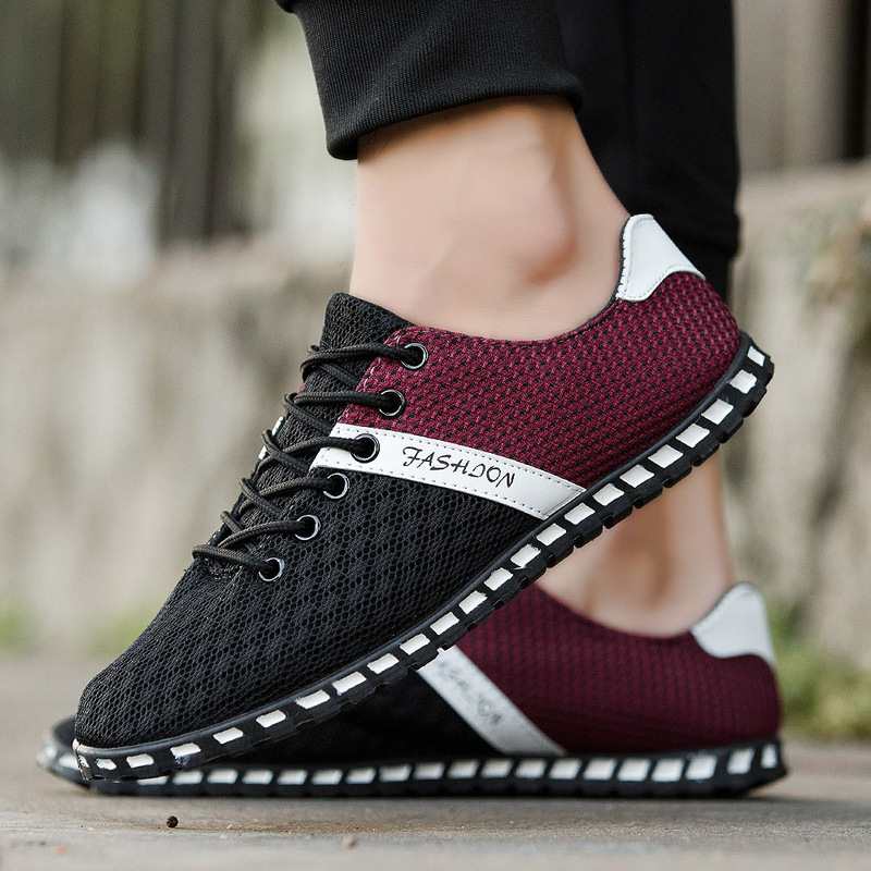 Non slip Youth Autumn New Men Shoes