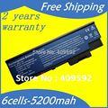 Jigu batería del ordenador portátil 4ur18650f-2-qc218 bt.00803.014 btp-bca1 lc. btp01.013 lip-6198qupc sy6 para acer aspire 9300 5600 portátil