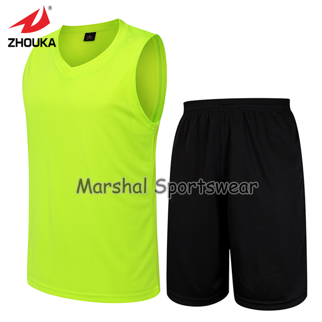 15 16 New Sleeveless Basketball Jersey Suit Training Wear Accept