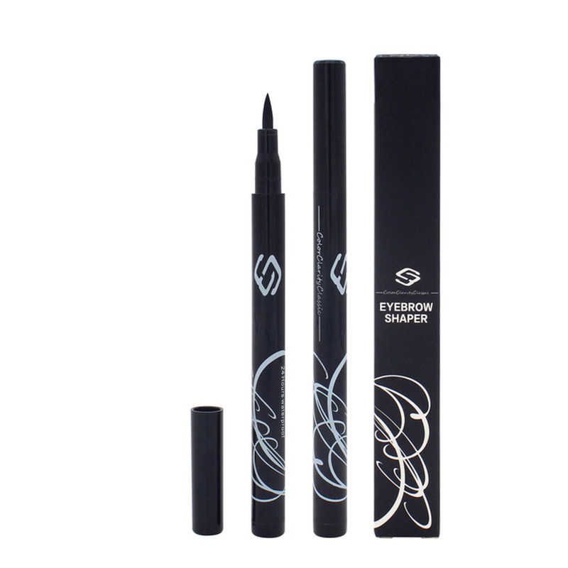 Best Selling 2019 Products Black Quick Drying Eyeliner Waterproof Durable Non Smudged Cosmetics Hard Eyeliner