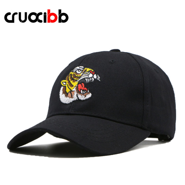 dce808ae18b CRUOXIBB New Unisex Caps Men s Baseball Cap Embroidery Tiger Pokemon  Snapback Cap Women Hat Casquette Outdoor Cap Chapeau Bone