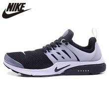 competitive price a6e63 c5ffb Nike Air Presto homme noir et blanc Oreo tout blanc chaussures de course  Sport baskets