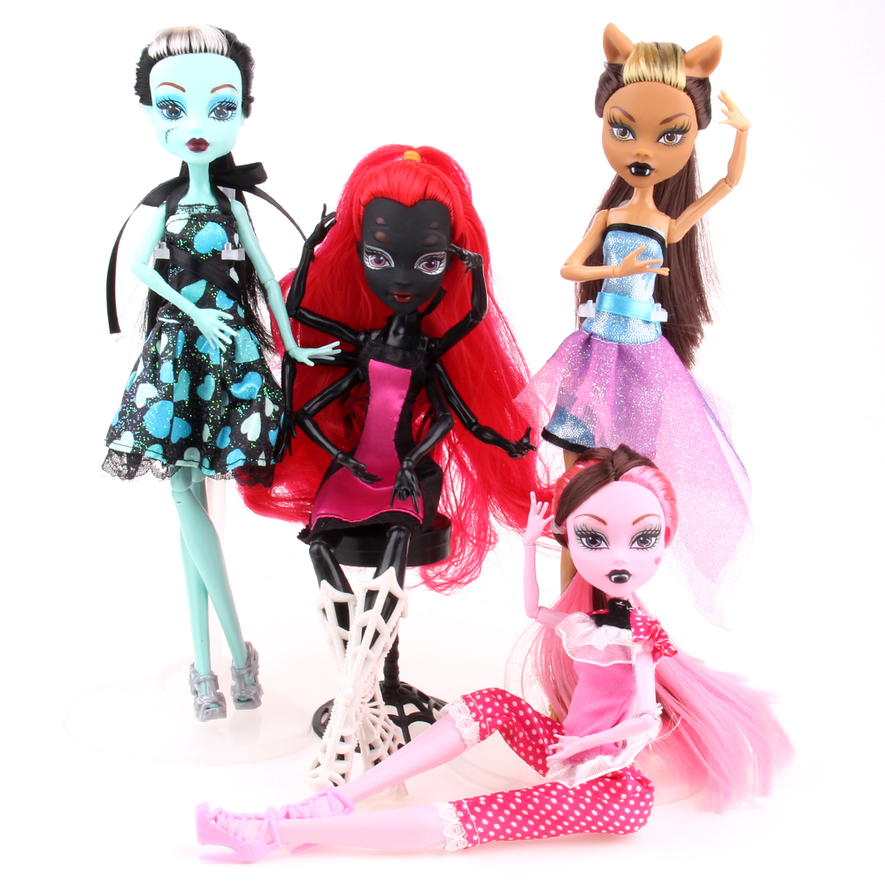 гпазки для кукол доставка из Китая