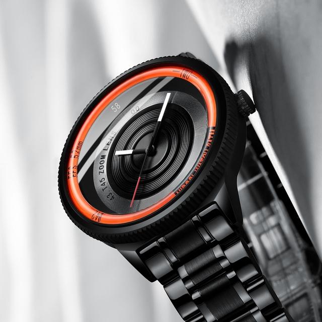 Unique Camera Lenses Design Watch