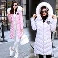 Зимняя куртка женщин манто femme пальто parka пальто женские куртки и мех casaco feminino jaqueta feminina вниз парки для 2016