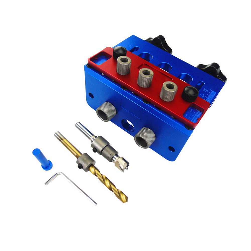 Self Centering Woodworking Drilling Dowelling Jig Metal Joinery Tool Accurate Metric Dowel Easy Use Home Punch Locator WrenchSelf Centering Woodworking Drilling Dowelling Jig Metal Joinery Tool Accurate Metric Dowel Easy Use Home Punch Locator Wrench