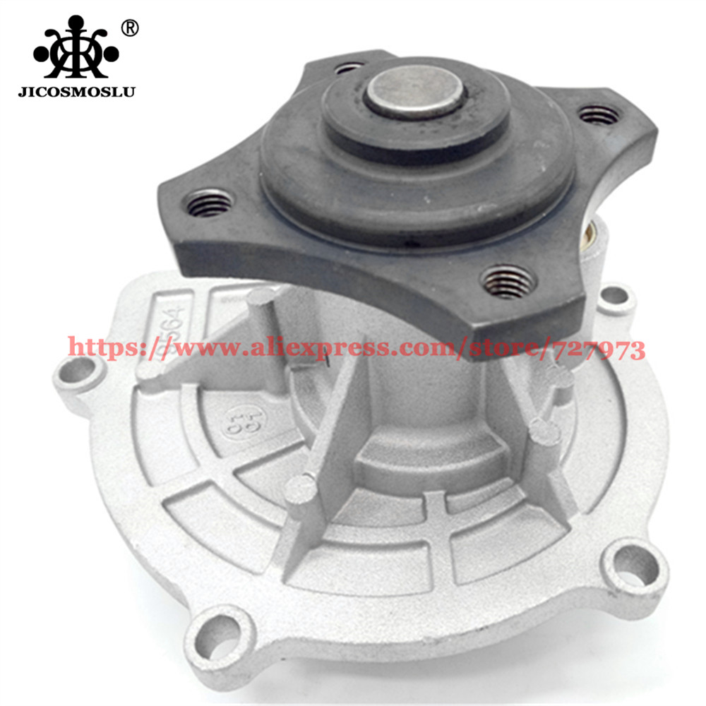 JICOSMOSLU: WATER PUMP FOR CHERY TIGGO FL E4G16-1307010 E4G161307010 4 HOLES кабель n2xs fl 2y 1x50 rm 16