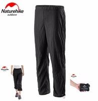 Brand Naturehike Outdoor water proof quick-drying thin skin pants Men women's summer biking hiking pants pants trousers