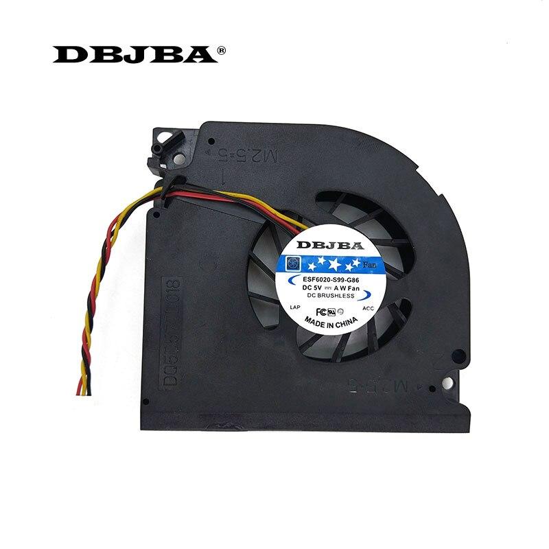 Новый вентилятор для процессора ноутбука для acer Extensa 3690 5230 5630 5630Z 5630G 5430 MG55100V1-Q040-S99 вентилятор